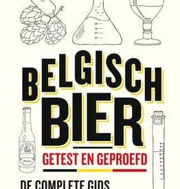 Lannoo Uitgeverij Belgisch bier - getest en geproefd