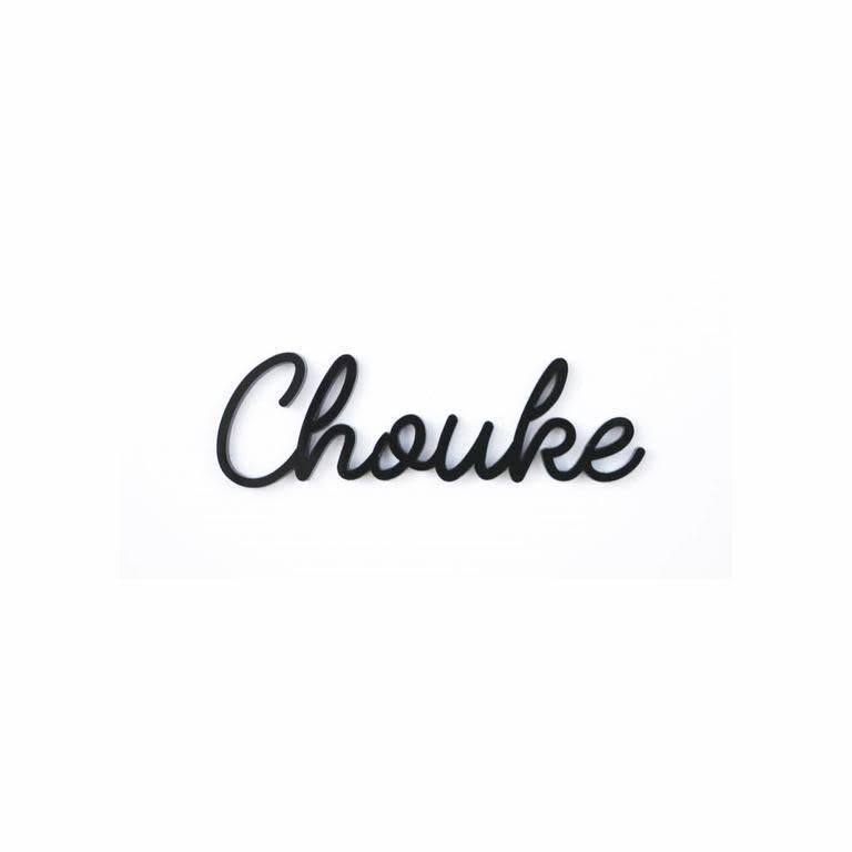 Goegezegd Goegezegd quote black 'chouke'