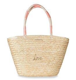Katie Loxton Katie Loxton Sofia straw basket bag - love 27x47x15 cm