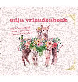 Enfant Terrible Enfant Terrible vriendenboekje alpaca
