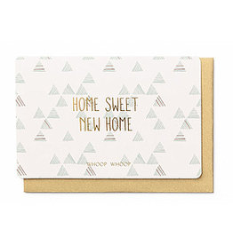 Enfant Terrible Enfant Terrible card + enveloppe 'home sweet new home'