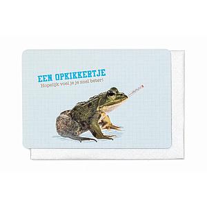 Enfant Terrible Enfant Terrible card + enveloppe 'een opkikkertje'