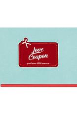 Enfant Terrible Enfant Terrible card + enveloppe 'love coupon'