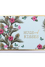 Enfant Terrible Enfant Terrible card + enveloppe 'Hugs & kisses'