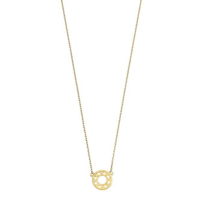 Timi Timi necklace silver - dreamcatcher