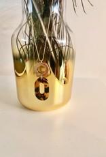B-Jewels B-Jewels necklace gold 064-NG Leopard