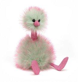 Jellycat Pompom mint fizz medium 33 cm