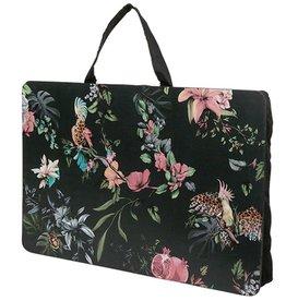 Orval Créations Laptop pillow flora fauna