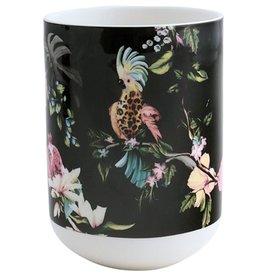 Orval Créations Mug nordic flora fauna