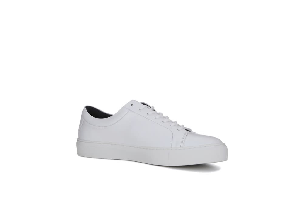 Royal Republiq Spartacus base shoe - white leather
