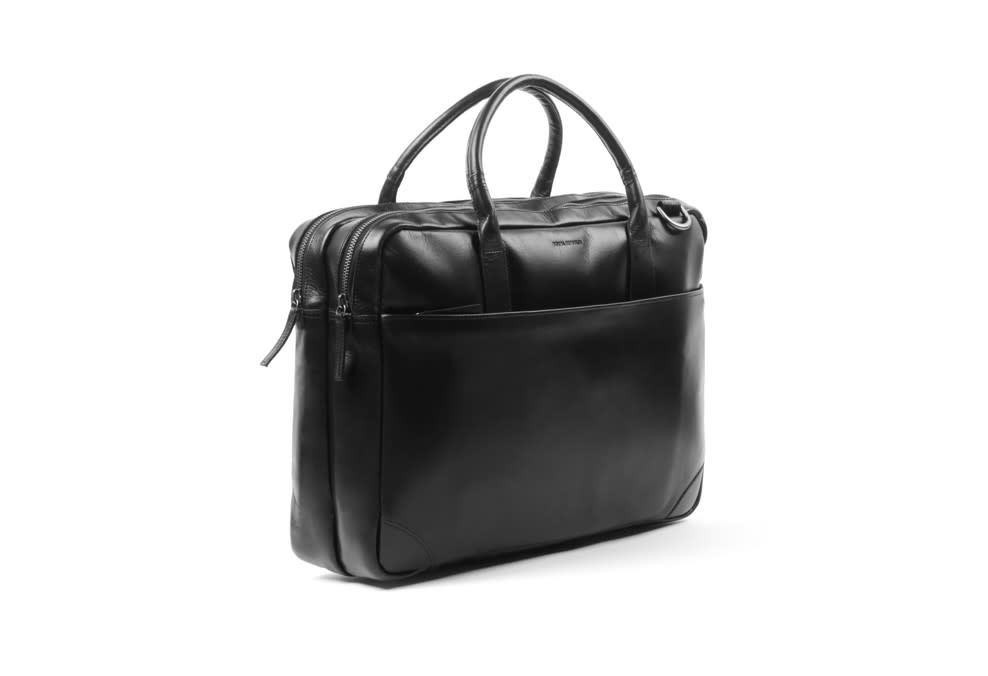 Royal Republiq Royal Republiq Explorer double laptop bag black