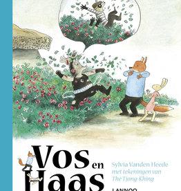 Lannoo Uitgeverij Vos en haas - Een boef in het bos