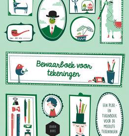 Lannoo Uitgeverij Het bewaarboek voor tekeningen