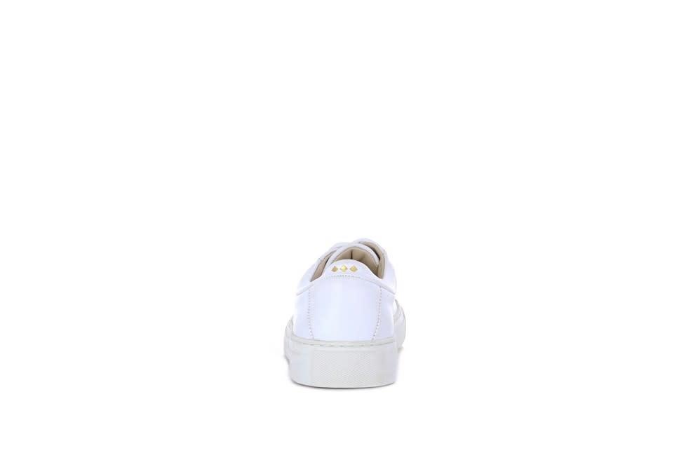 Royal Republiq Elpique Derby shoe - white