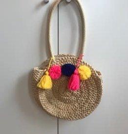 Treasure Pompon bag