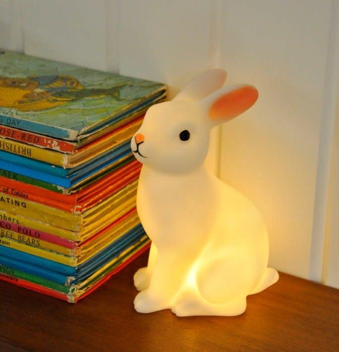 Rex London Woodland rabbit night light LED