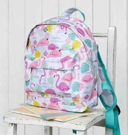 Rex London Backpack flamingo bay 21x28x10 cm