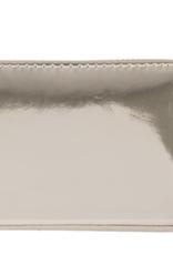 Juleeze metallic wallet gold 13 x 8 cm