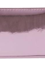 Juleeze metallic wallet pink 13 x 8 cm