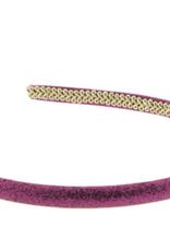Juleeze Hair band pink glitters