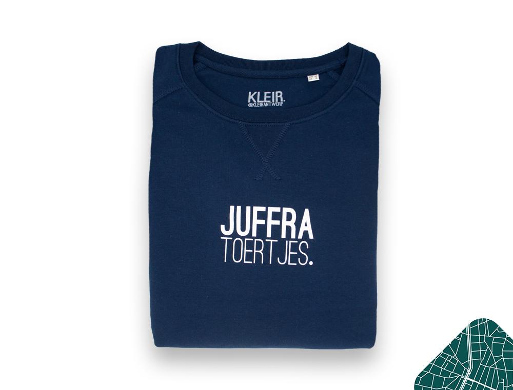 Kleir Kleir kids sweater JUFFRA TOERTJES