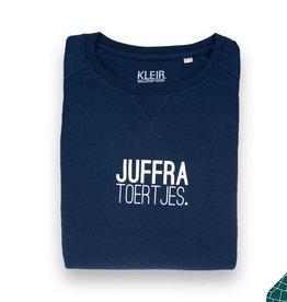 Kleir Kleir women sweater JUFFRA TOERTJES