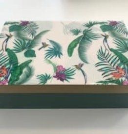 Jewellery box MDF emaille