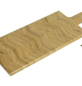 Serving board fishbone 48 x 19 x 1.8 cm