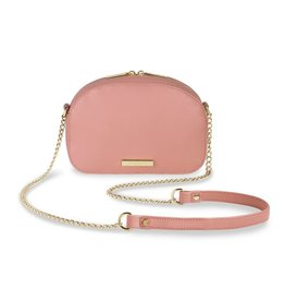 Katie Loxton Katie Loxton half moon bag pink 15x22x6 cm