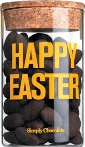 Simply Chocolate Simply Chocolate - Happy Easter