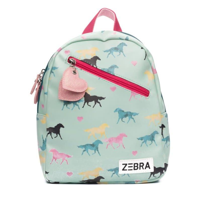 Zebra Zebra backpack Girls Wild Horses