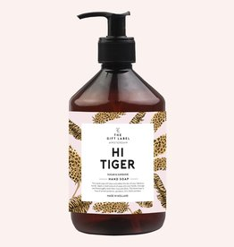 The Gift Label Hand soap 500 ml - Hi tiger