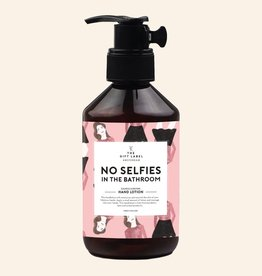 The Gift Label Hand lotion 250 ml. - No selfies
