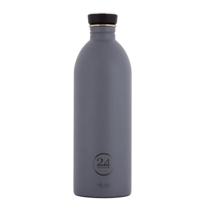 24Bottles 24Bottles urban bottle 1L formal grey
