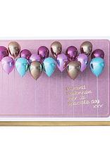 Enfant Terrible Enfant Terrible card  + envelope 'ballonnen speciale dag'