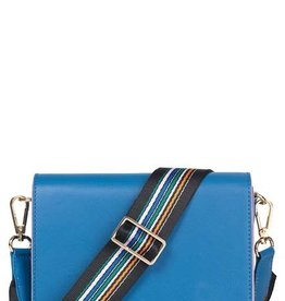 Becksondergaard Shelly bag bright blue 12.5 x 19 cm