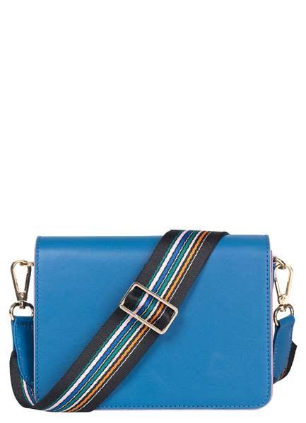Becksondergaard Shelly bag bright blue 12.5 x 19 cm