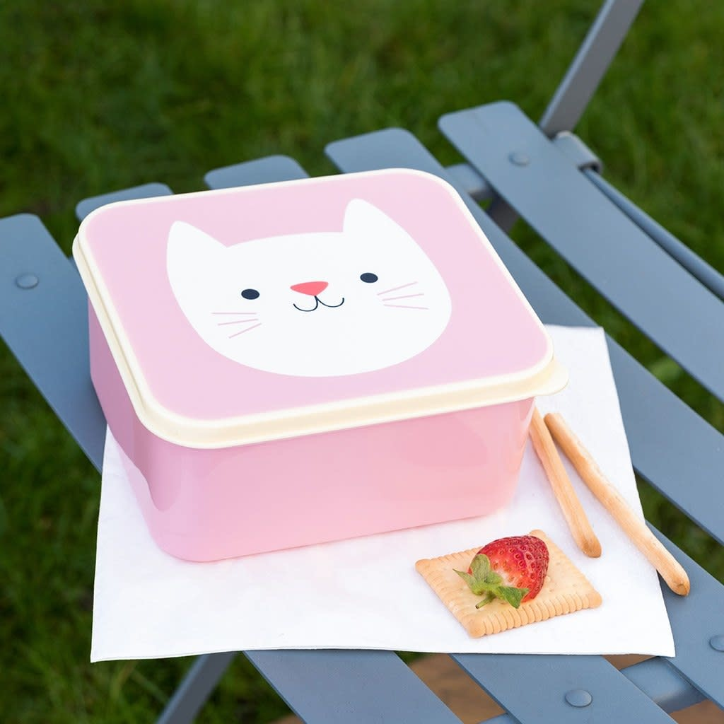 Rex London Lunch box - Cookie the Cat