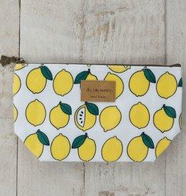 Me lady Make up bag lemon 13 x 21 cm