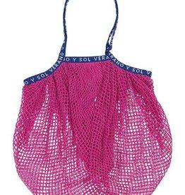 Becksondergaard Reya Market bag - pink