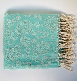 Bon Bini Bon Bini towel Lima mint