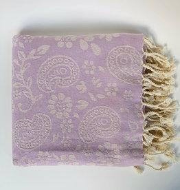 Bon Bini Bon Bini towel Lima lila