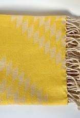 Bon Bini Bon Bini towel Bengé yellow