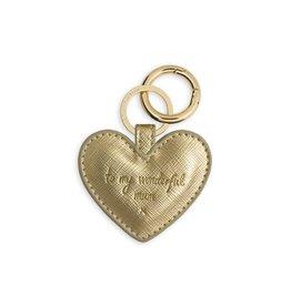 Katie Loxton Katie Loxton Kara keyring - to my wonderful mum 6x7 cm