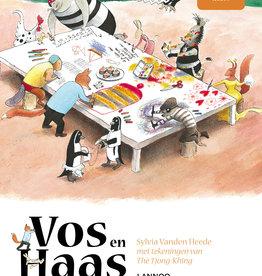Lannoo Uitgeverij Vos en Haas - doeboek 2