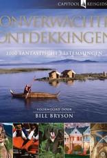 Lannoo Uitgeverij Onverwachte ontdekkingen - Capitool Reisgidsen