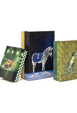 Enfant Terrible Enfant Terrible gift box large 'superheros' zebra