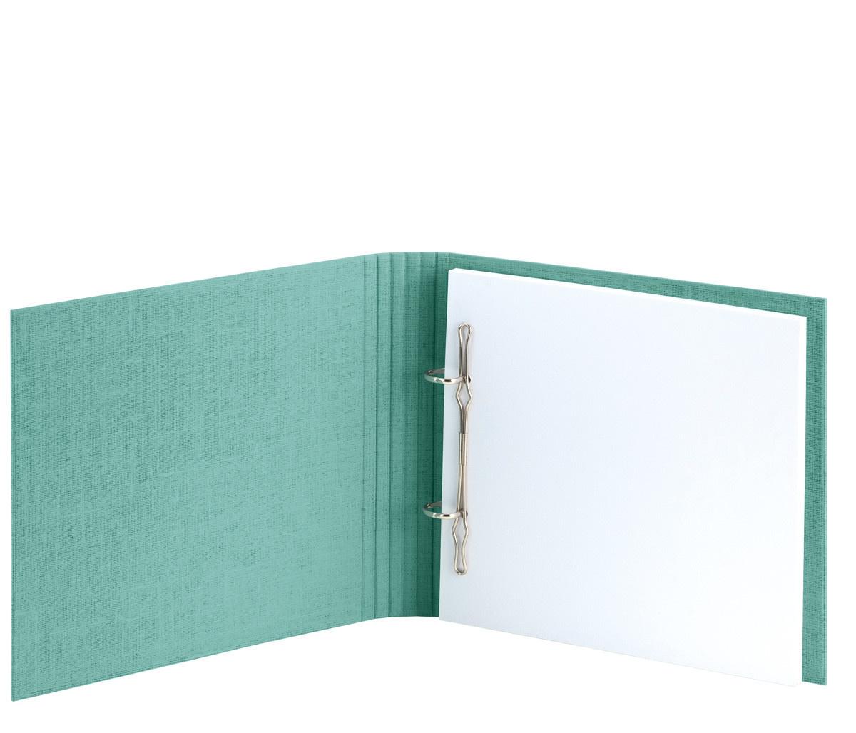 Rössler Picture album green - 50 pages 230 x 210 mm 'memories'