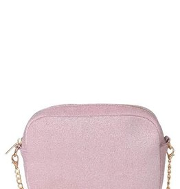 Beck Söndergaard Paya bag - glitz crystal pink  20 x 14.5 cm