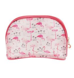 Me lady Toilet bag flamingo